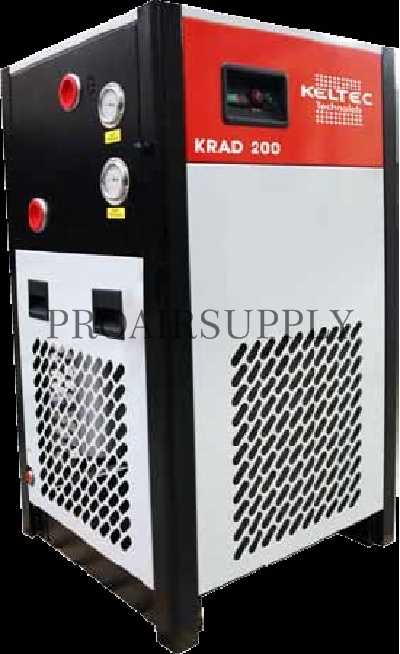KRAD-350 air compressor dryer