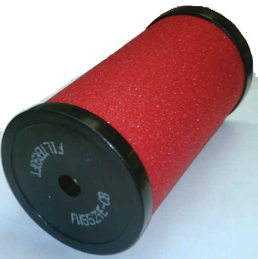 oil removing coalescing filters