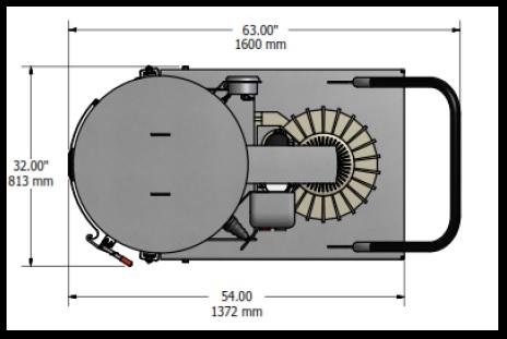 Industrial Regenerative Vacuum