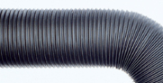 XLT  Hose Flexaust Ducting Hoses Medium Temp Hose 200 TO 500 °F Material Weight