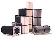 cartridge filters pleated bag filters